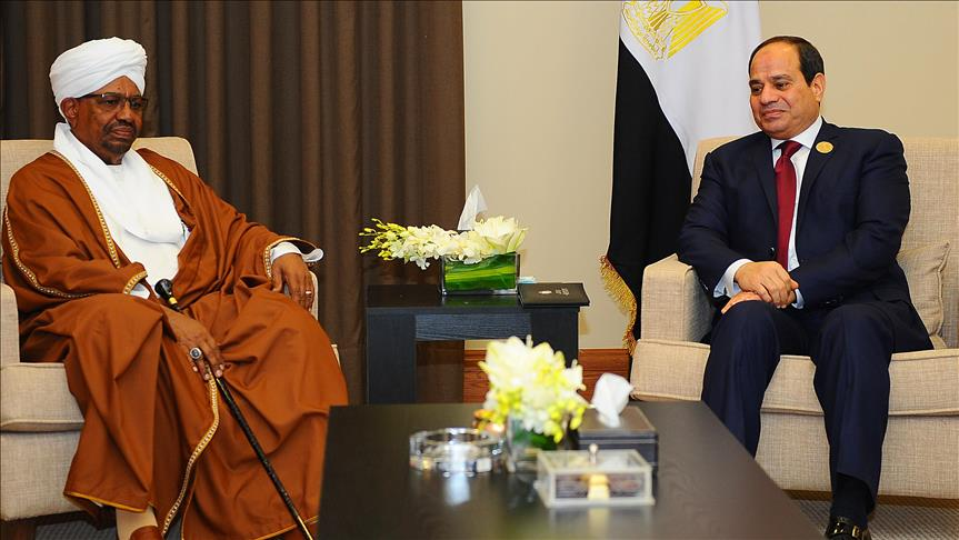 <Egypt, Sudan agree to step up security cooperation