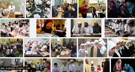 8 Langkah Tarbiyah Sesuai dengan Alquran dan As Sunnah