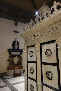 Rucellai Chapel and Sepulcre Museum Marino Marini Florence Italy