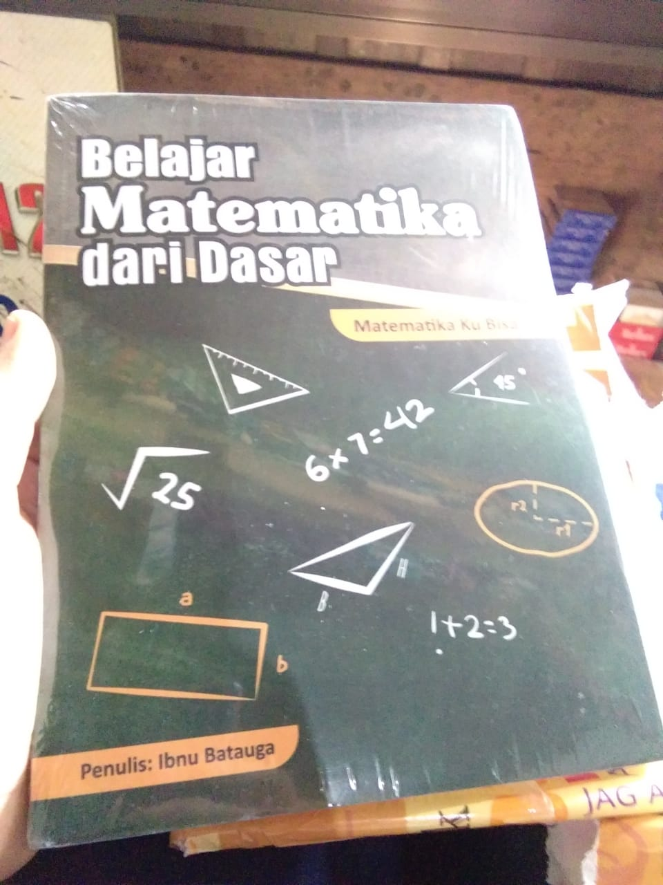 Buku Belajar Matematika dari Dasar