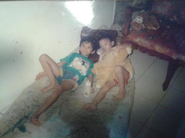 foto masa kecil kresnoadi