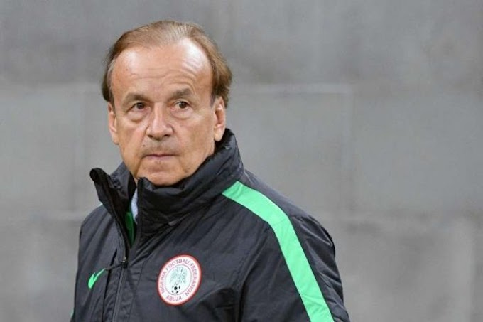 Gernot Rohr Reveals - Nigeria Are Ready To Face Argentina