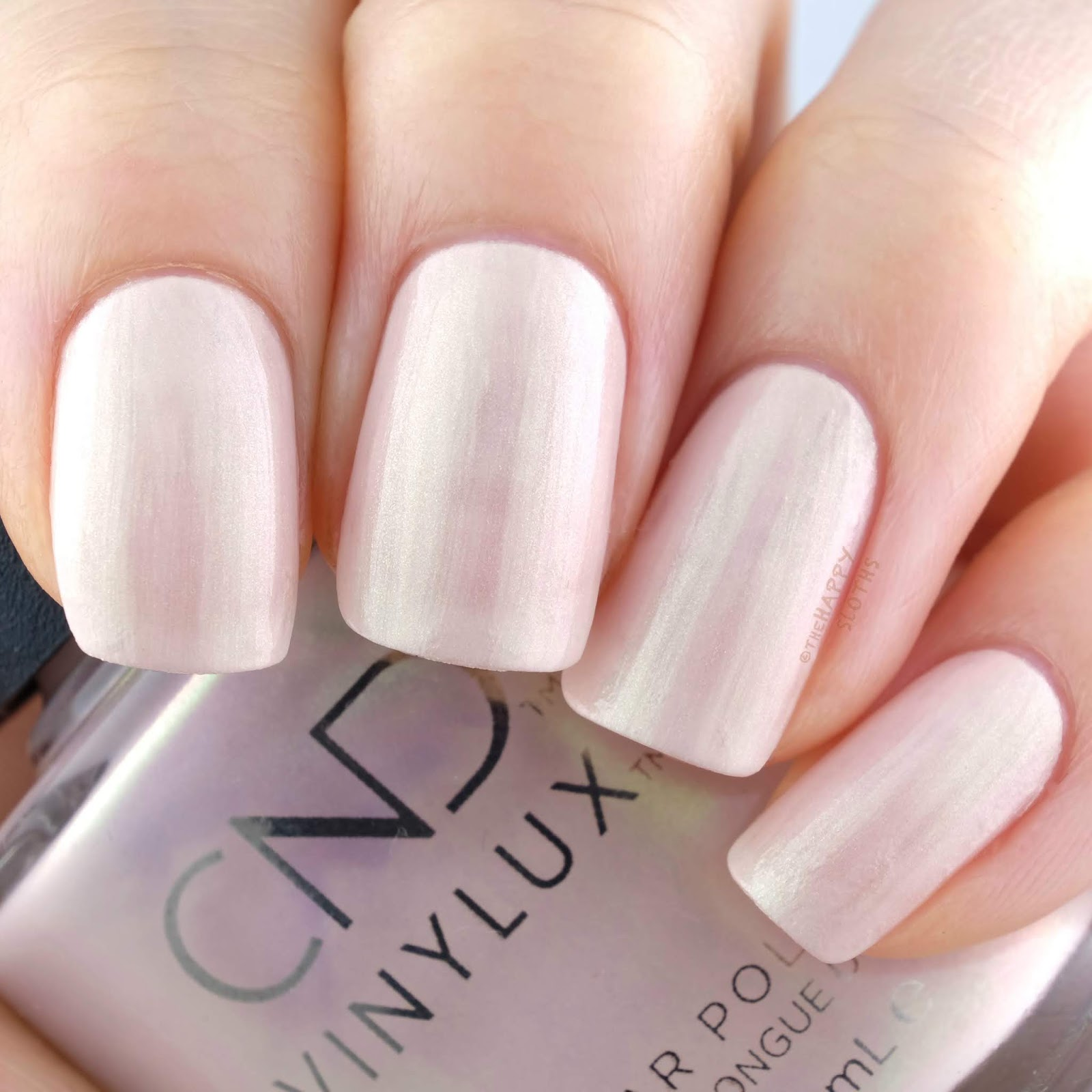 CND | Holiday 2019 Crystal Alchemy Collection | Lovely Quartz: Review and Swatches