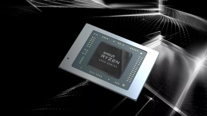 AMD Ryzen 9 5980HS Cezanne