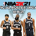 NBA 2K21 OFFICIAL ROSTER UPDATE 01.16.21 LATEST TRADE, TRANSACTIONS and LINEUPS