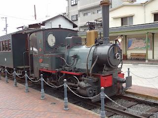 ぼっちゃん電車