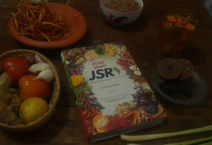 Review Buku Resep Sehat JSR