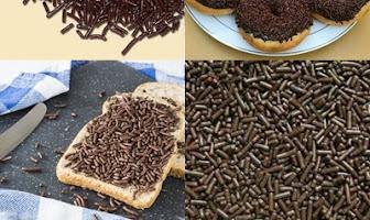 Inilah Meses Coklat Campuran Roti yang Cocok untuk Sarapan Pagi