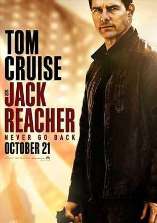 Jack Reacher Never Go Back 2016 BRRip 720p Dual Audio Hindi English
