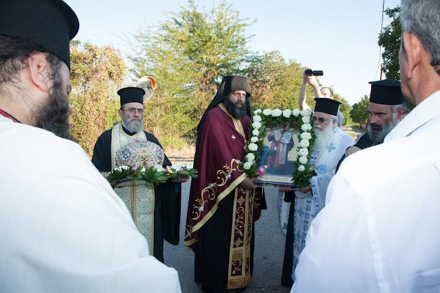 Στη Γραμμένη Δράμας η Τιμία Κάρα του Αγ. Πέτρου Επισκόπου Άργους