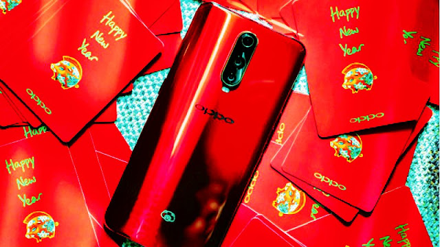 Oppo R17 and Oppo R17 Pro New Year Edition Launch, Learn Specifications