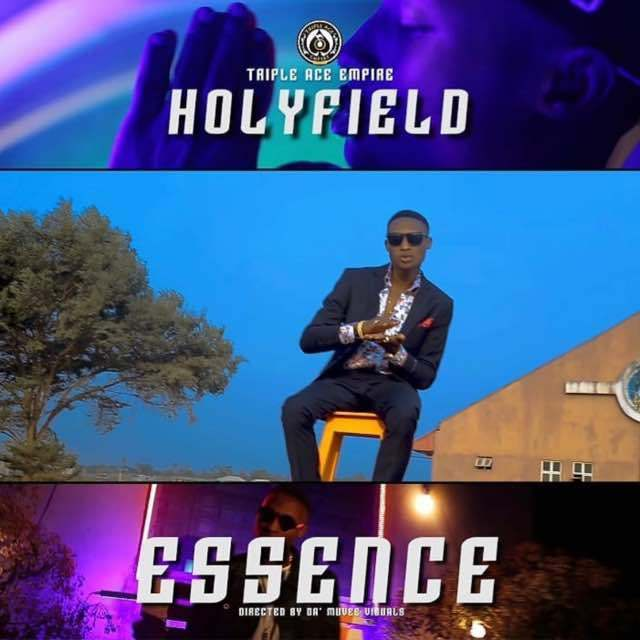VIDEO: Holyfield – Essence