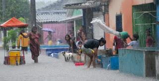 Onamet pronostica aguaceros para la tarde de este domingo