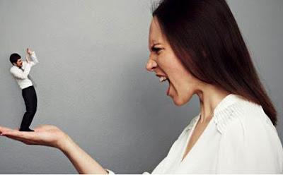 Jangan terlalu mengekang pasangan anda