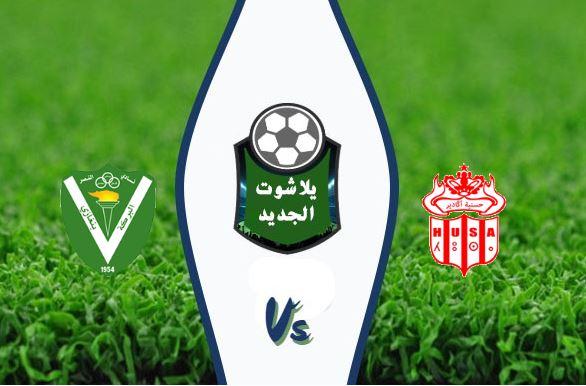 نتيجة مباراة النصر الليبي وحسنية أكادير اليوم الأحد 8-03-2020 في كأس الكونفيدرالية الإفريقية