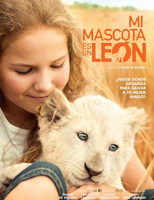 Mia Et Le Lion Blanc [2018] [DVD] [NTSC] [R4] [Latino] [V2]