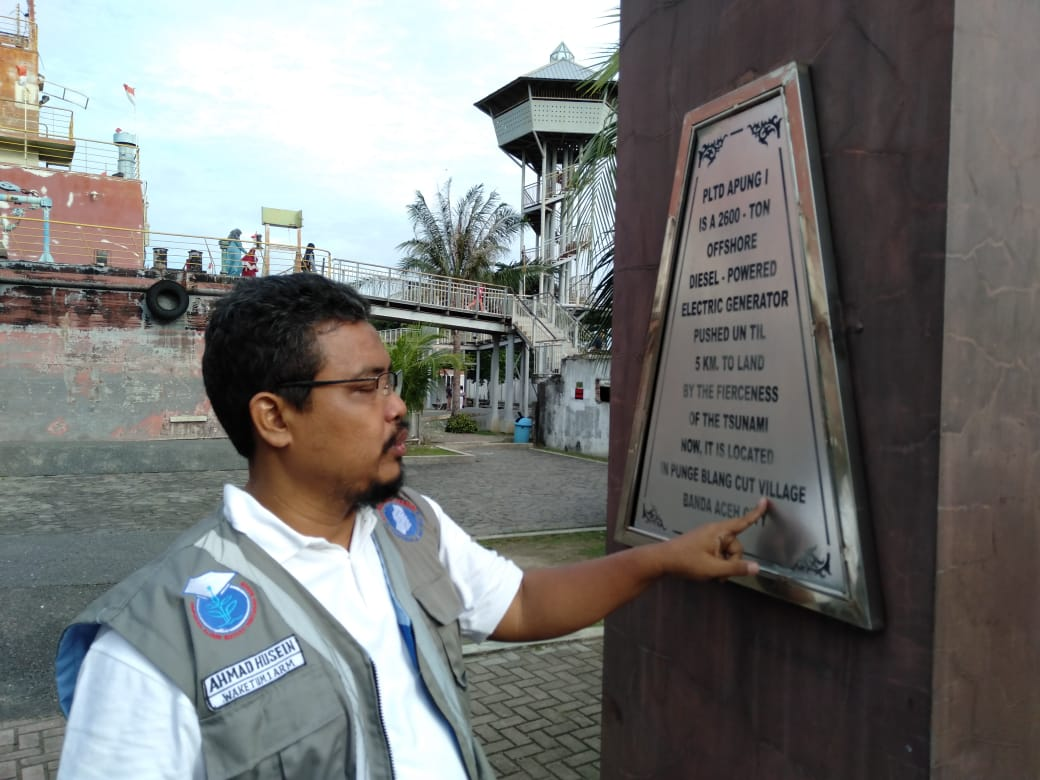 Refleksi 15 Tahun Tsunami Aceh: Mengenali Konsep Tangguh Bencana