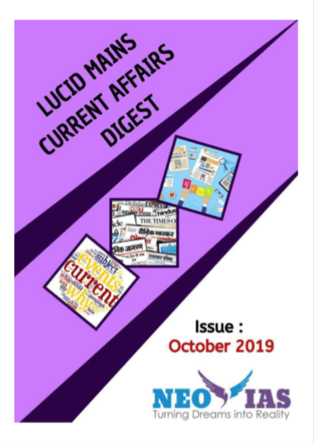 NEO-IAS-Current-Affairs-October-2019-For-UPSC-Exam-PDF-Book