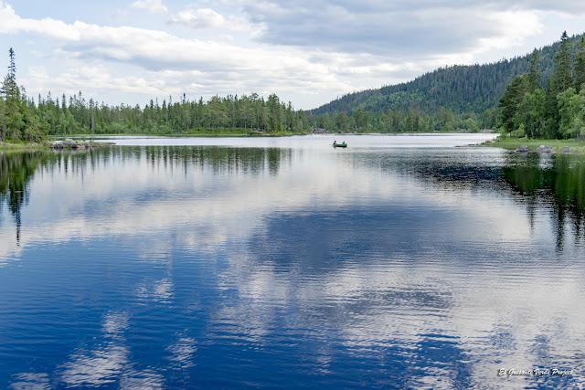 Lagos de Jevnaker - Noruega, por El Guisante Verde Project