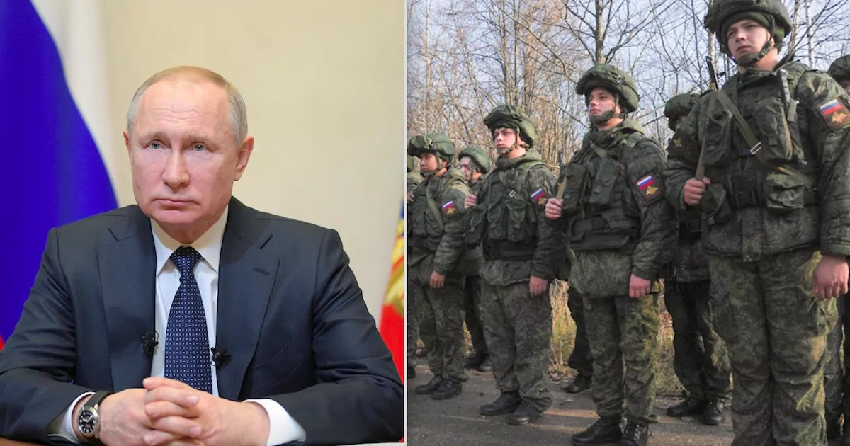 Russia Will Withdraw Its Troops From The Ukrainian Border