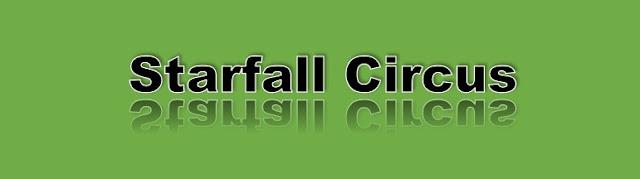 Starfall Circus Guide Banner