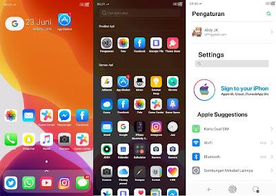 Apple iOS 13 Premium for Realme & OPPO