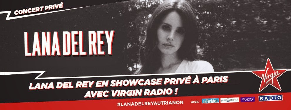 Lana Del Rey Her showcase canceled for health reasons
