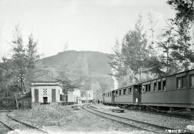 Kiến trúc đặc sắc của hệ thống ga xe lửa thời Pháp thuộc
