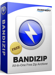 Bandizip 6.11 poster box cover