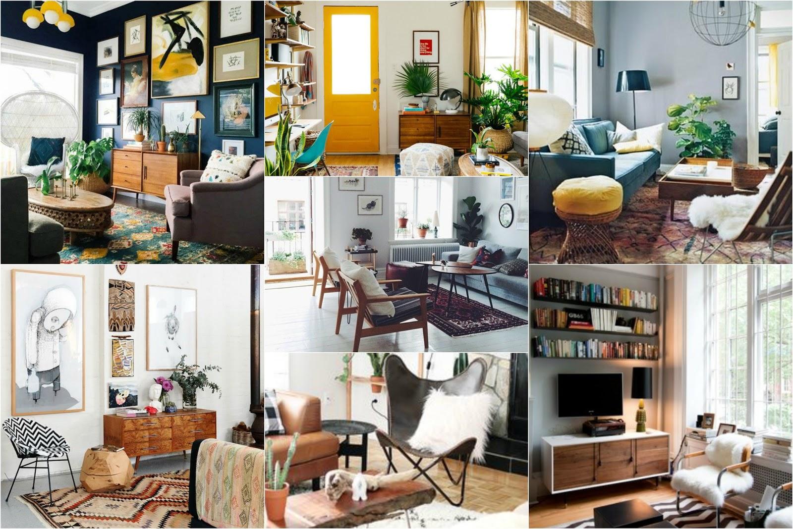 Boho-Chic Interior Ideas