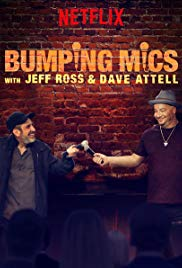 Bumping Mics with Jeff Ross And Dave Attell  (2018-) ταινιες online seires oipeirates greek subs