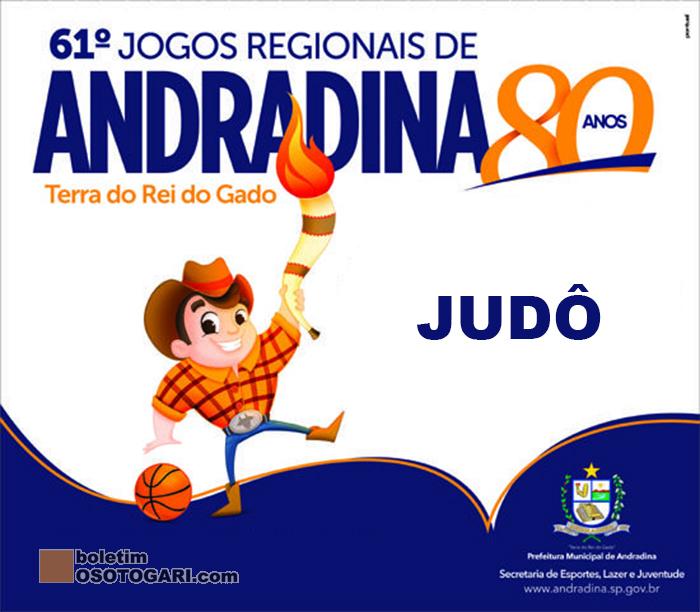 9b0201ad4 Aqui tem notícias do judô  Jogos Regionais de Andradina - Resultados do Judô