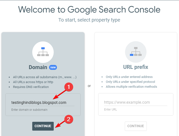 welcome-to-google-search-console-to-start-select-property-type