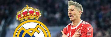 Real Madrid Batalkan Rencana Pembelian Lewandowski