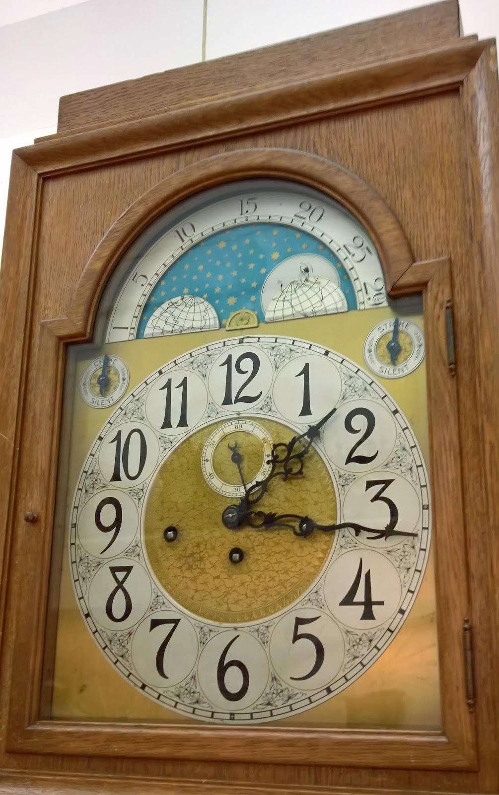 cbb91728c35 Estação Cronográfica  Os relógios do Stadtmuseum de Schramberg