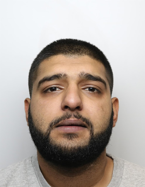 Father-to-be Amar Mahmood, 24, jailed for leaving man with brain injuries after hitting him with his car