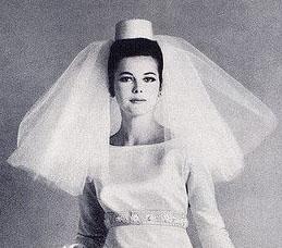 Solidéu noivas anos 60