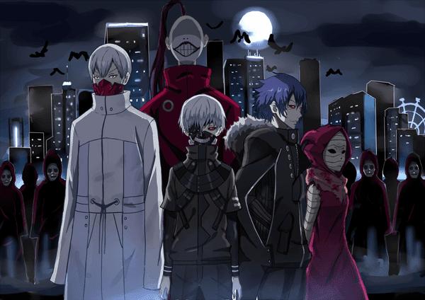 alasan kaneki bergabung dengan aogiri
