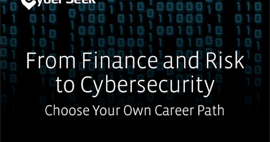 From Financial and Risk Analysis to Cybersecurity: Choose Your Own Adventure