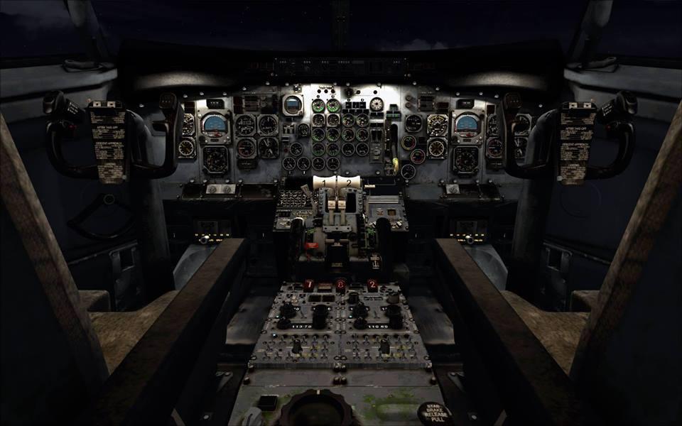 FSX/P3D] – Boeing 737-200 V2 0 (MilViz) - Ariel Creation - Flight
