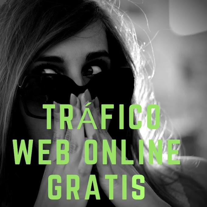 Tráfico web: conseguir tráfico online gratis o de pago?