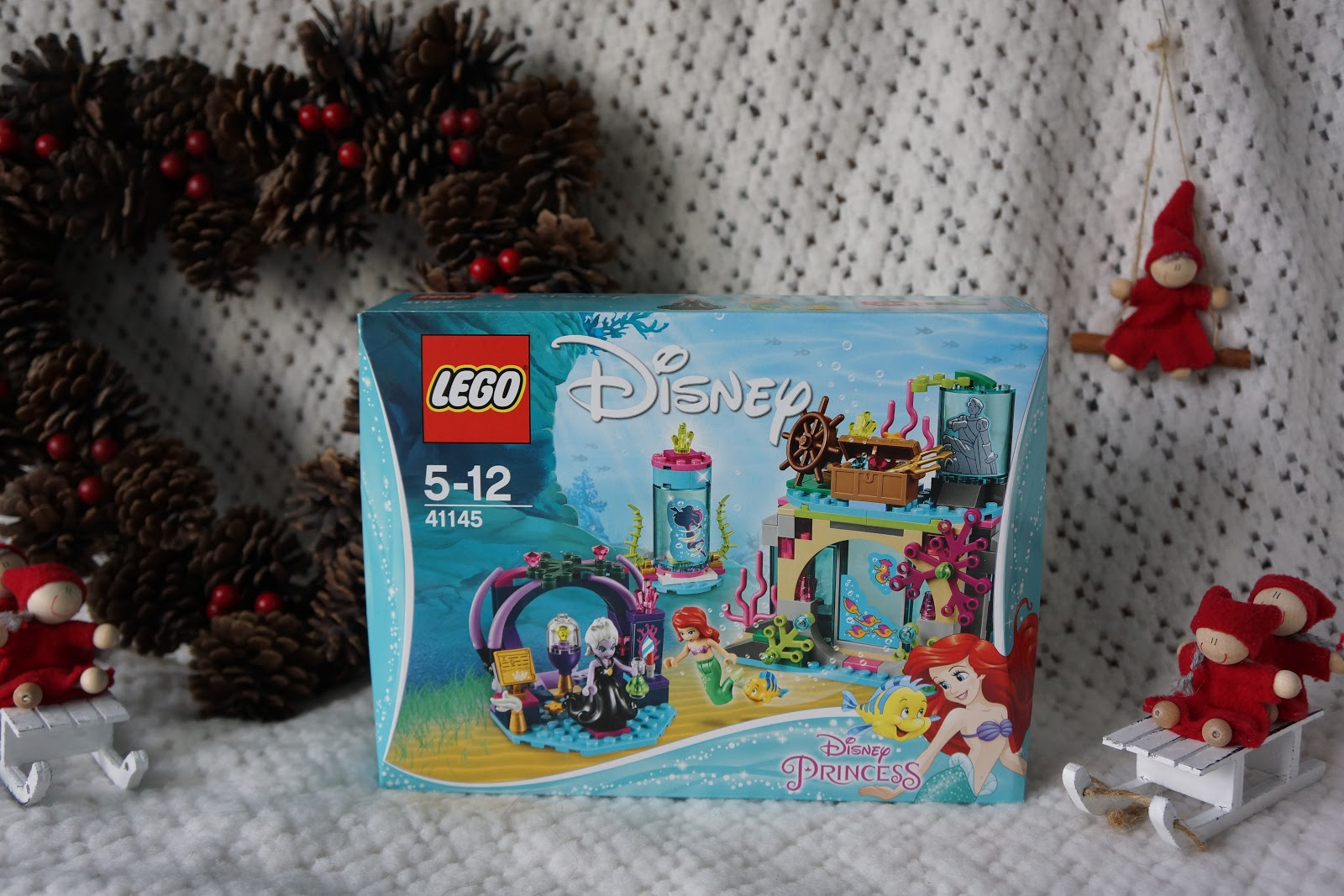 lego princess set