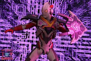 S.H. Figuarts Ultraman X MonsArmor Set 32