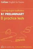 [PDF + CD] COLLINS for B1 Preliminary - 8 Practice Tests from 2020