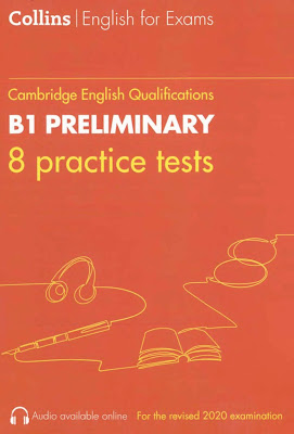COLLINS for B1 Preliminary 8 Practice Tests PDF