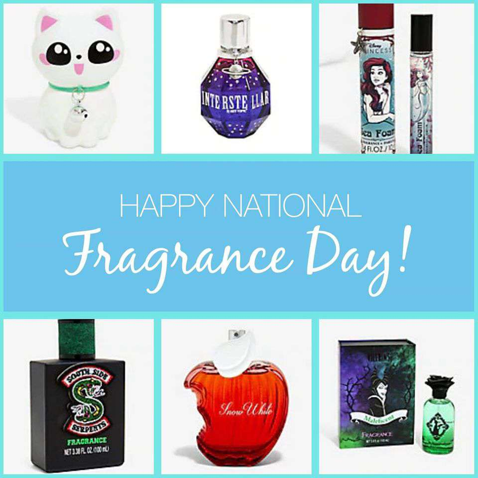 National Fragrance Day Wishes Images download