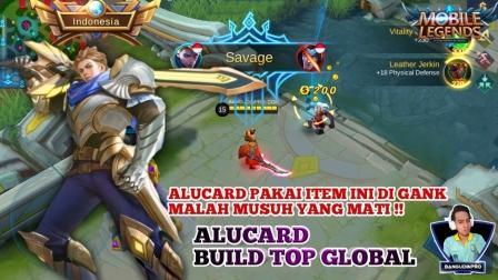 Build alucard tersakit