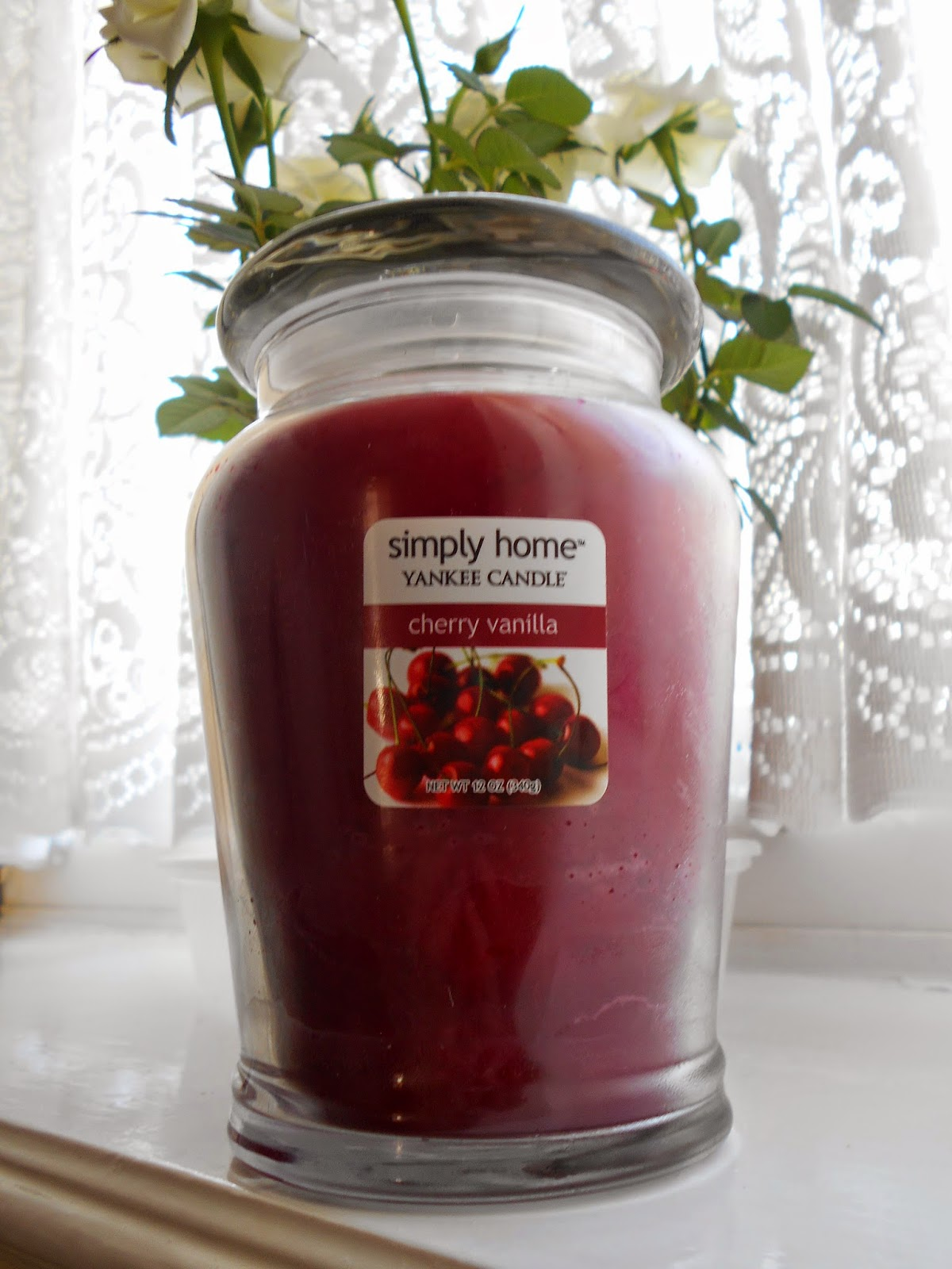 Bella Beauty Blog Simply Home Yankee Candle Cherry Vanilla Review