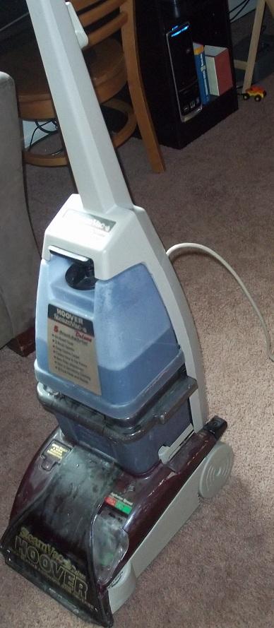 The Retro Modern Mom Homemade Carpet Shampoo