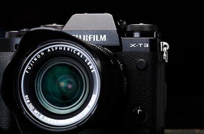 Fujifilm X-T3 Mirrorless Digital Camera Firmware Full Driversをダウンロード